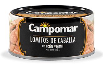 Filete de caballa Campomar